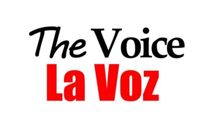 The Voice Newspaper Logo