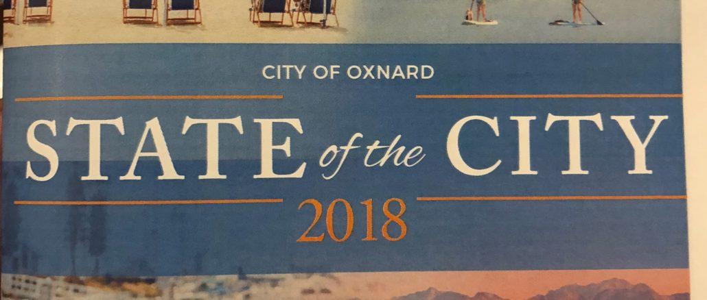 Mayor Flynn, Oxnard, State of the City