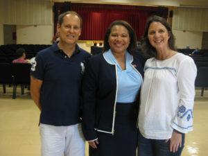 Ronda Baldwin Kennedy, Alan Garner and Eileen Garner