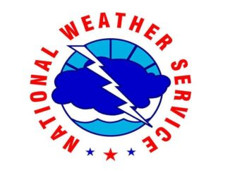 National Weather Service Warning for Ventura County