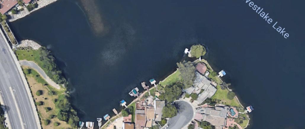 Westlake Village Lake