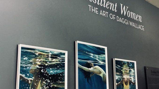 Daggi Wallace- Resilient Women Art