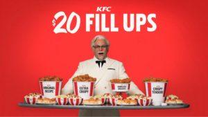 Alexander- KFC-Colonel Sanders