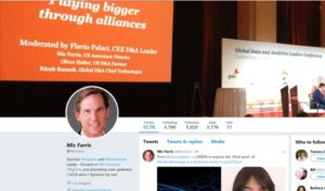 Twitter Mic Farris Profile