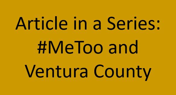 #MeToo in Ventura County