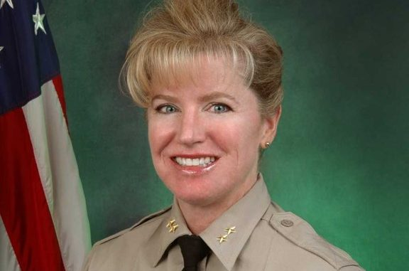 Ventura County Under sheriff Monica McGrath