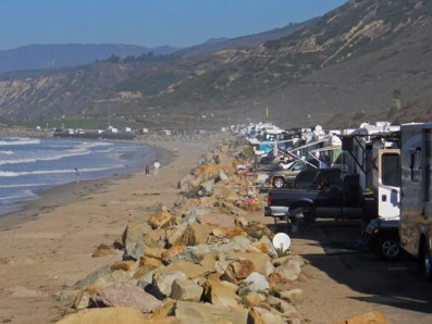 Ventura County Beaches Accept Reservations