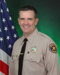 Ventura County Assistant Sheriff Chris Dunn