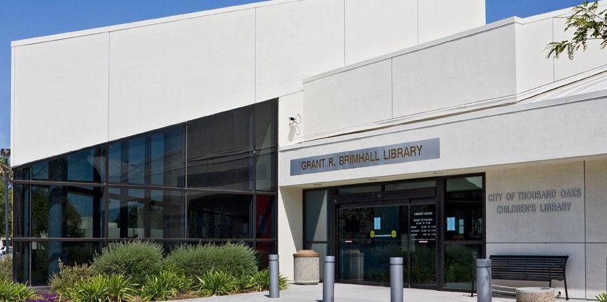 Grant Brimhall Library