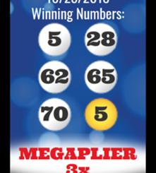 October 23 mega millions winning numbers