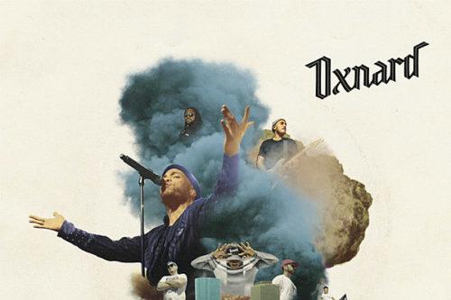Oxnard Album by Anderson Paak