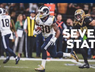 Los Angeles Rams, 7 Statistics