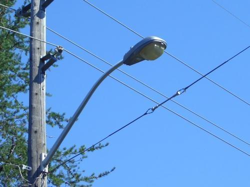 City of Simi Valley street light