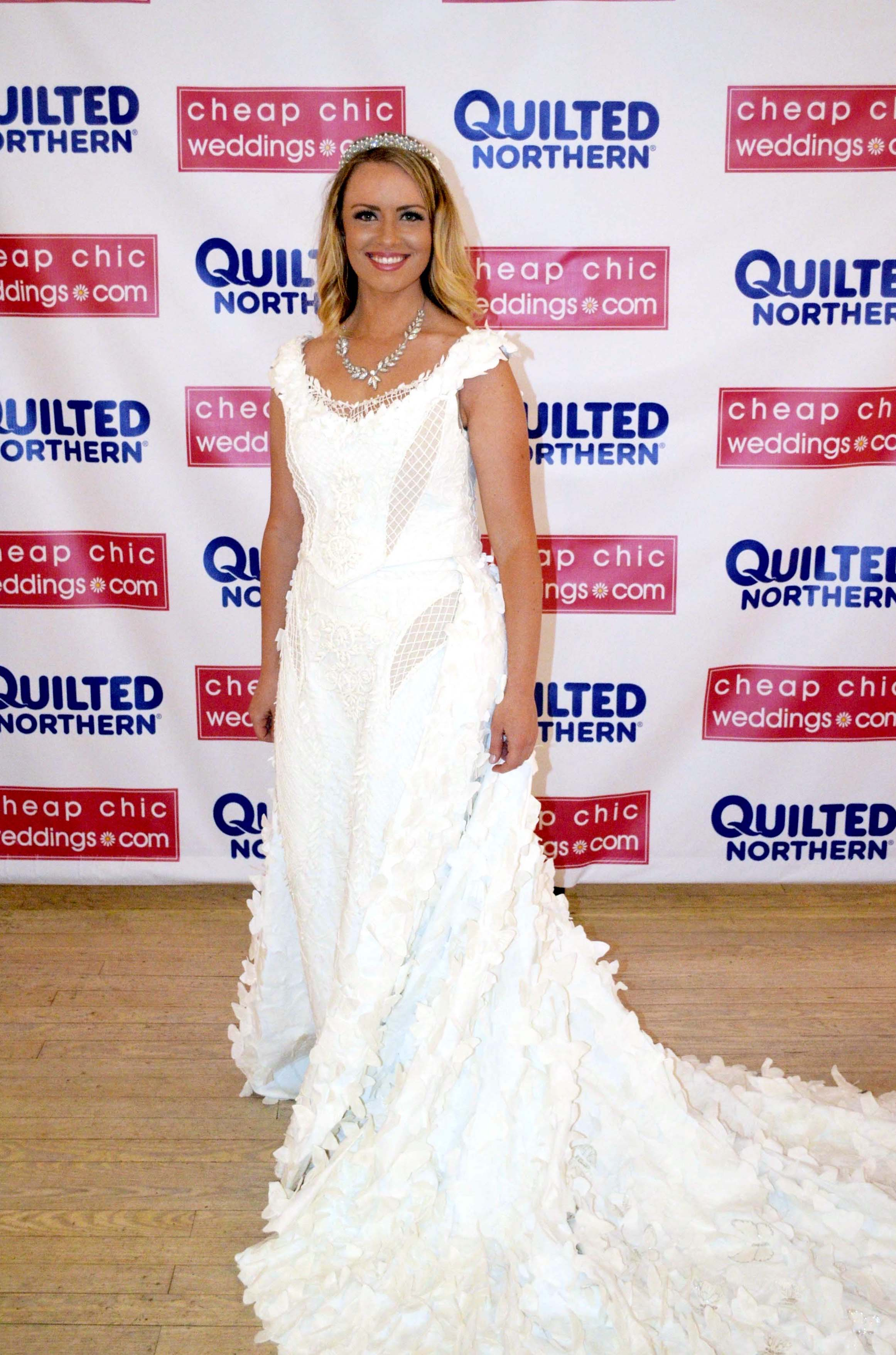 Wedding Dress Too Expensive 15th Annual Toilet Paper Wedding Dress
